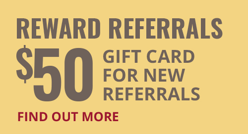 Referrals Rewards